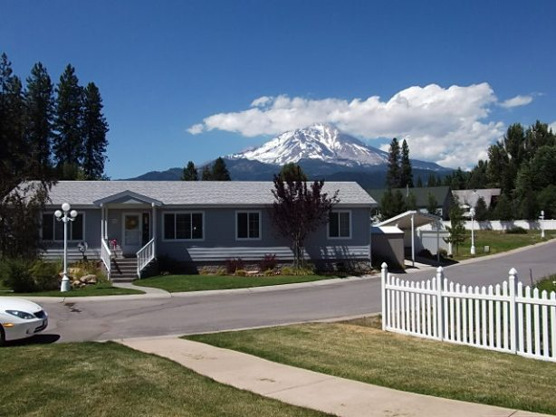 Mobile Home Park For Sale In McCloud CA